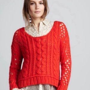 Free People Wildfire Fluff Sweater